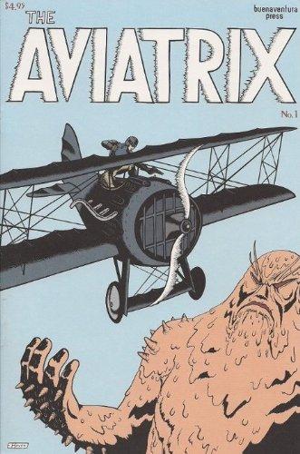 9781935443049: The Aviatrix Issue 1