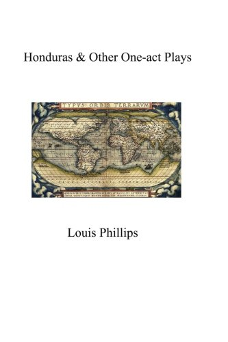 Honduras & Other One-act Plays (1935444387) by Phillips, Louis