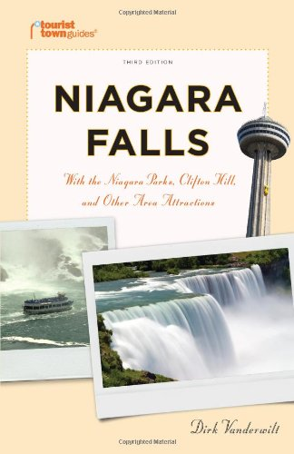 Niagara Falls: With the Niagara Parks, Clifton Hill, and Other Area Attractions (Tourist Town ...