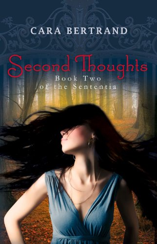 9781935462071: Second Thoughts (The Sententia)