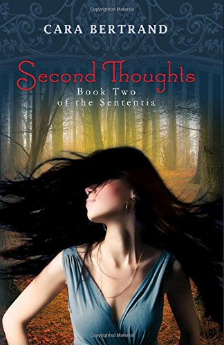 9781935462125: Second Thoughts (The Sententia)