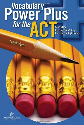 9781935467069: Vocabulary Power Plus for the ACT - Book Two