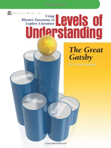 9781935467427: The Great Gatsby - Levels of Understanding