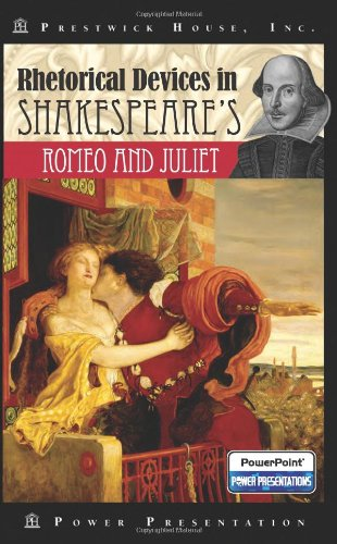 9781935468158: Rhetorical Devices in Shakespeare's Romeo and Juliet