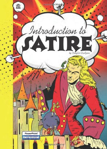 9781935468325: Introduction to Satire