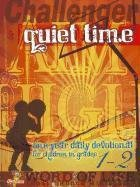 9781935475040: Challenger Quiet Time: One Year Daily Devotional for Children in Grades 1-2