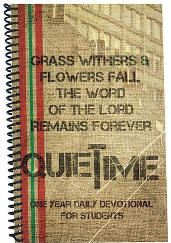 9781935475293: Quiet Time Daily Devotional for Students