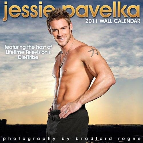 9781935478065: Jessie Pavelka 2011 Wall Calendar