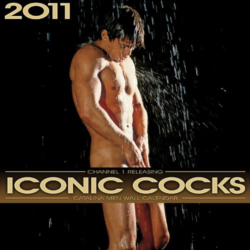 9781935478201: Channel 1 Releasing / Catalina Men: Iconic Cocks 2011 Wall Calendar