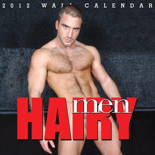 9781935478447: Hairy Men 2012 Wall Calendar