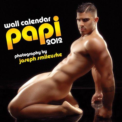 9781935478539: 2012 Papi Wall Calendar