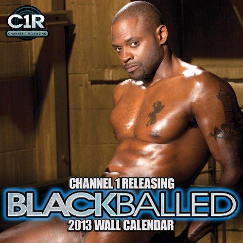 9781935478829: Channel 1 Releasing: Black Balled 2013 Wall Calendar