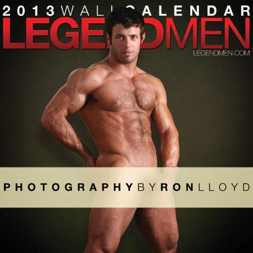 9781935478942: 2013 Legend Men Wall Calendar