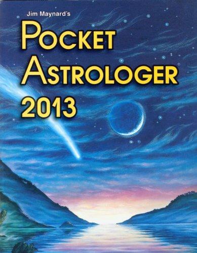 Title: Pocket Astrologer 2013 Eastern: Jim Maynard's