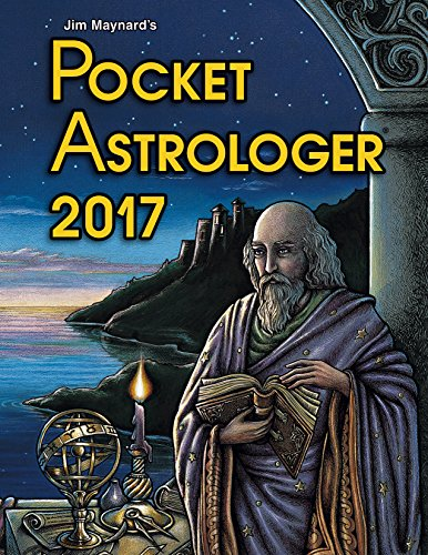 Pocket Astrologer 2017 Pacific Time: Jim Maynard