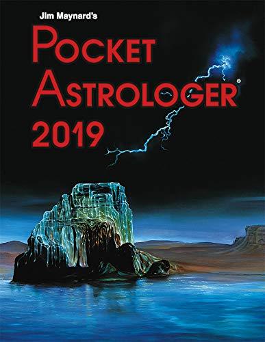 Pocket Astrologer Eastern Time 2019: Jim Maynard