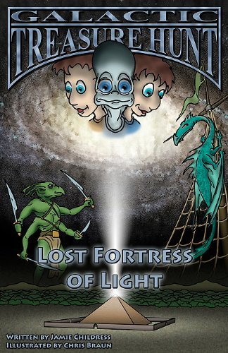 9781935487067: Galactic Treasure Hunt 5: Lost Fortress of Light