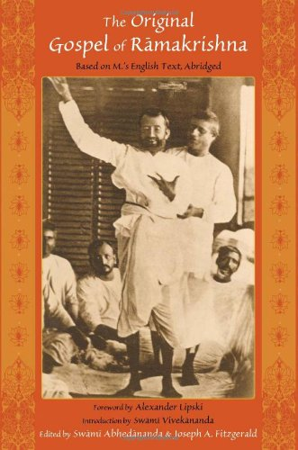 9781935493976: Original Gospel of Ramakrishna: Based in M's English Text, Abridged (Library of Perennial Philosophy: Spiritual Masters: East and West)