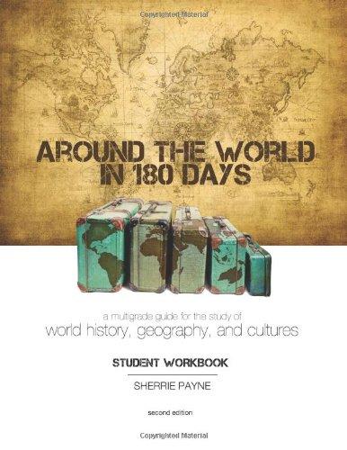 9781935495574: Around the World in 180 Days Teacher's Guide