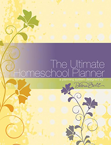 9781935495659: The Ultimate Homeschool Planner (Yellow Edition)