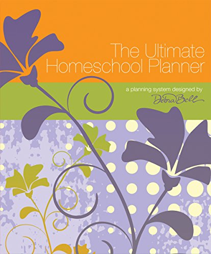 9781935495932: The Ultimate Homeschool Planner (Orange Edition)