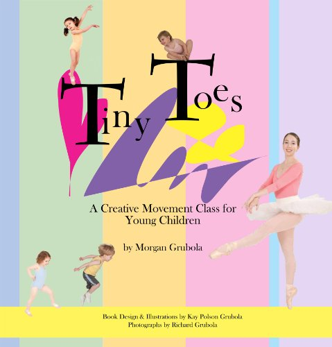 9781935497189: Tiny Toes: A Creative Movement Class for Young Children