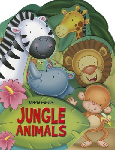 9781935498551: FANTABULUS - JUNGLE (Fan-Tab-U-Lus Books)