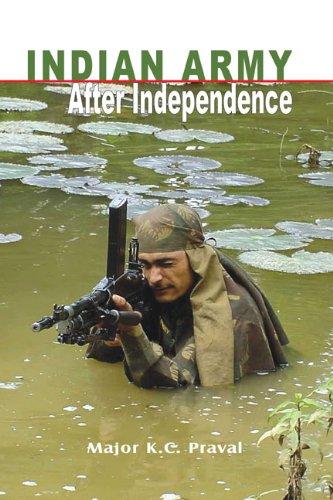 Indian Army After Independence: Praval, Major K.