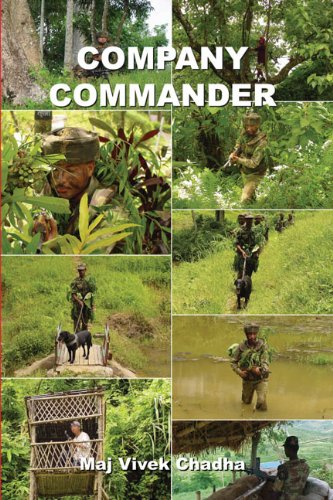 9781935501145: COMPANY COMMANDER IN LOW INTENSITY CONFLICT: Principles, Preparation and Conduct