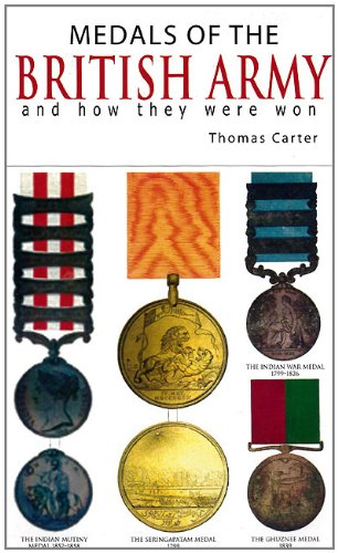 9781935501251: Medals Of The British Army, And How They Were Won