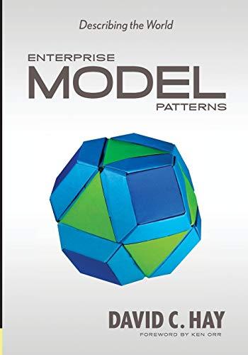 9781935504054: Enterprise Model Patterns: Describing the World (UML Version)