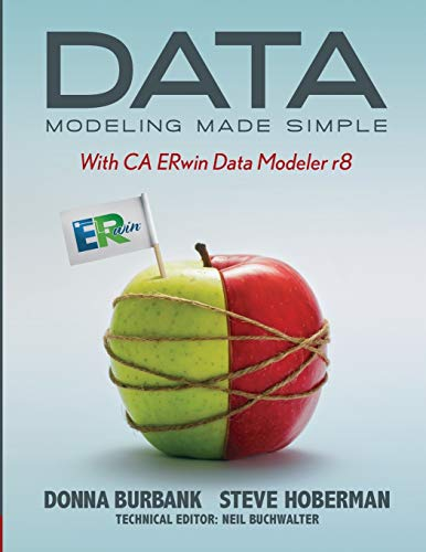 9781935504092: Data Modeling Made Simple with CA ERwin Data Modeler r8