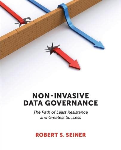 9781935504856: Non-Invasive Data Governance: The Path of Least Resistance and Greatest Success