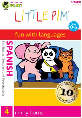 9781935515951: Litle Pim: In My Home (Spanish)
