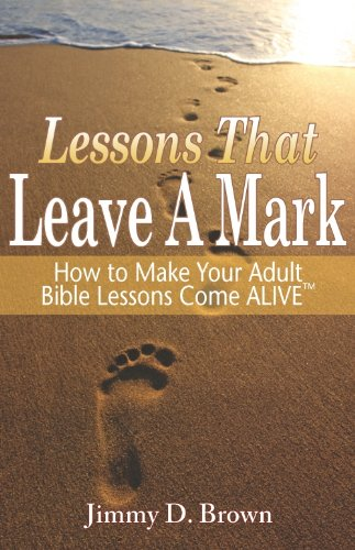 Lessons That Leave A Mark: Jimmy D. Brown