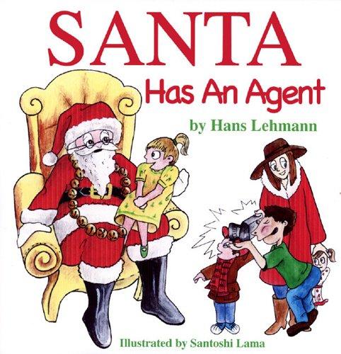 Santa Has An Agent: Hans Lehmann