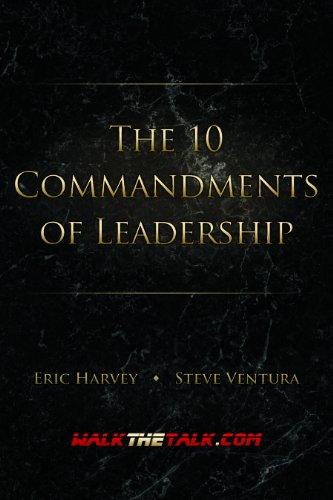 9781935537946: The 10 Commandments of Leadership