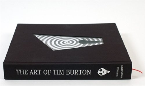 9781935539018: The Art of Tim Burton, Standard Edition