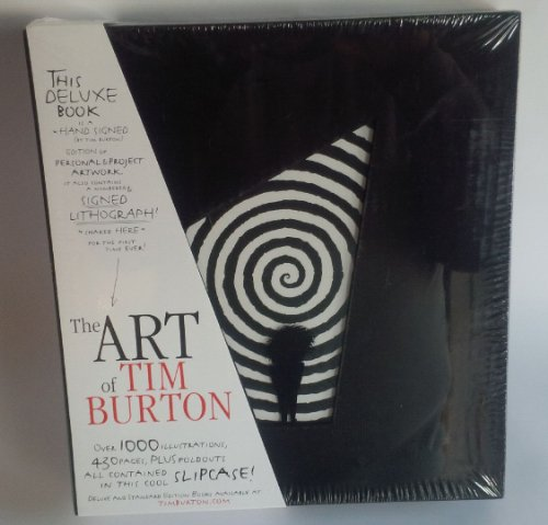 9781935539049: The Art Of Tim Burton