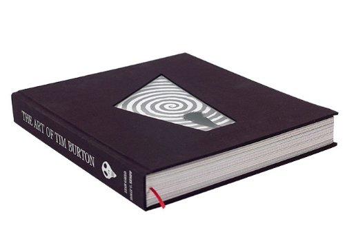 9781935539056: The Art of Tim Burton