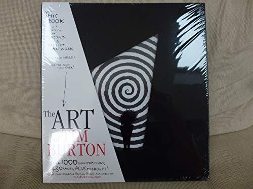 9781935539094: The Art of Tim Burton byGallo