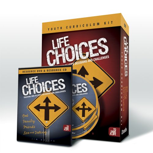 9781935541202: Life Choices Youth Curriculum Kit (To Save A Life)