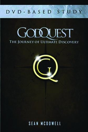 GodQuest DVD-Based Study (1935541307) by Sean McDowell