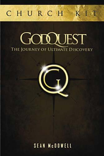 9781935541363: GodQuest Church Kit