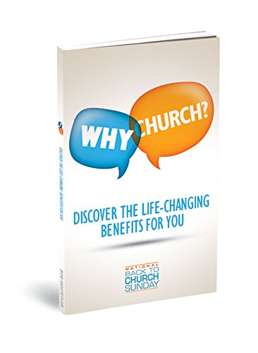 9781935541707: Why Church? Discover 12 Life-Changing Benefits for You