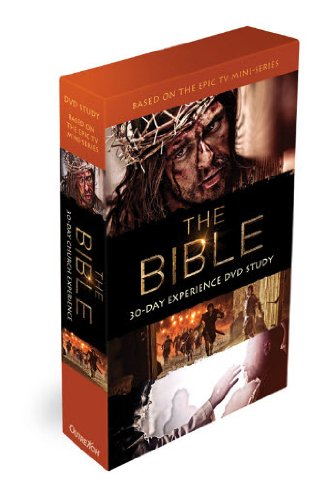 9781935541905: The Bible TV Series 30-Day Experience DVD Study: Based on the Epic TV Miniseries The Bible