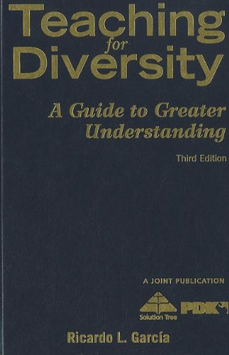9781935542025: Teaching for Diversity: A Guide to Greater Understanding