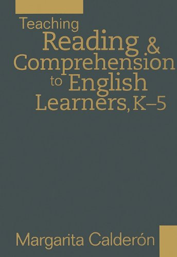 9781935542049: Teaching Reading & Comprehension to English Learners, K-5