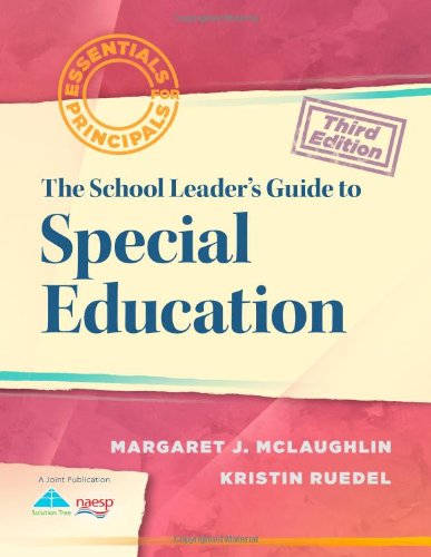 9781935542810: A School Leader's Guide to Special Education (Essentials for Principals)