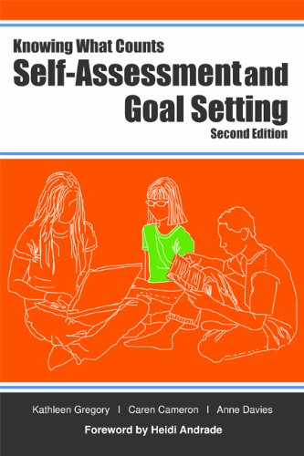 9781935543763: Self-Assessment and Goal Setting (Knowing What Counts)